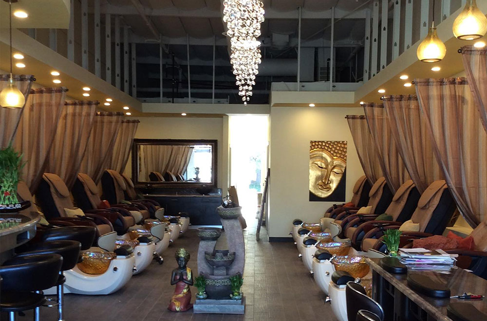 Oaks Natural Spa Nail Bar