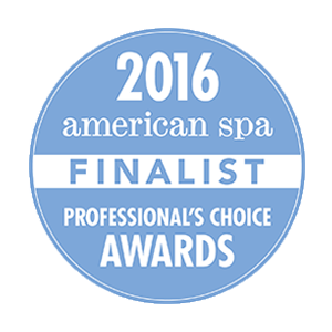 2016 American Spa Finalist - Professional's Choice Awards