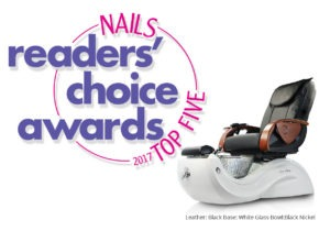 Readers' Choice Awards 2017 - Nails Top Five